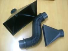 Dust Collection Including Hose Plastic Amp Aluminum