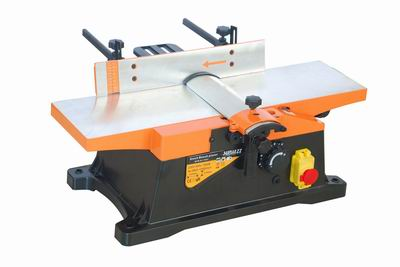 This series of 6 bench planer with either 1600 w or 1800 w is a variable speed Bench planer