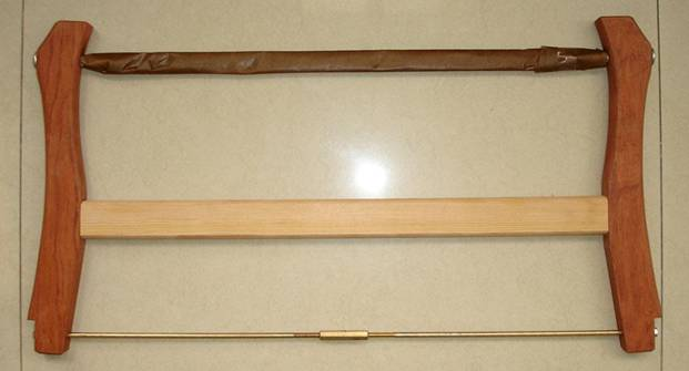 Rosewood classic frame saw